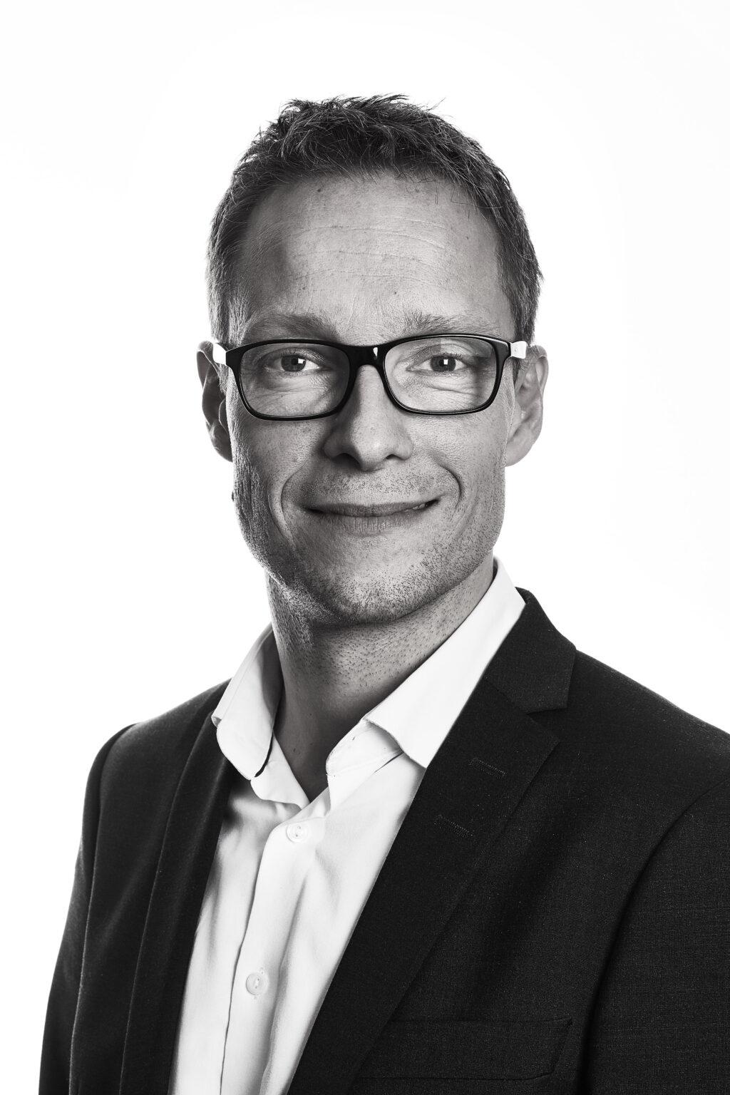 Esben President & Owner, Finance hos Østjysk Vinforsyning